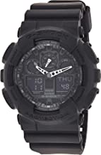 g shock military black watch
