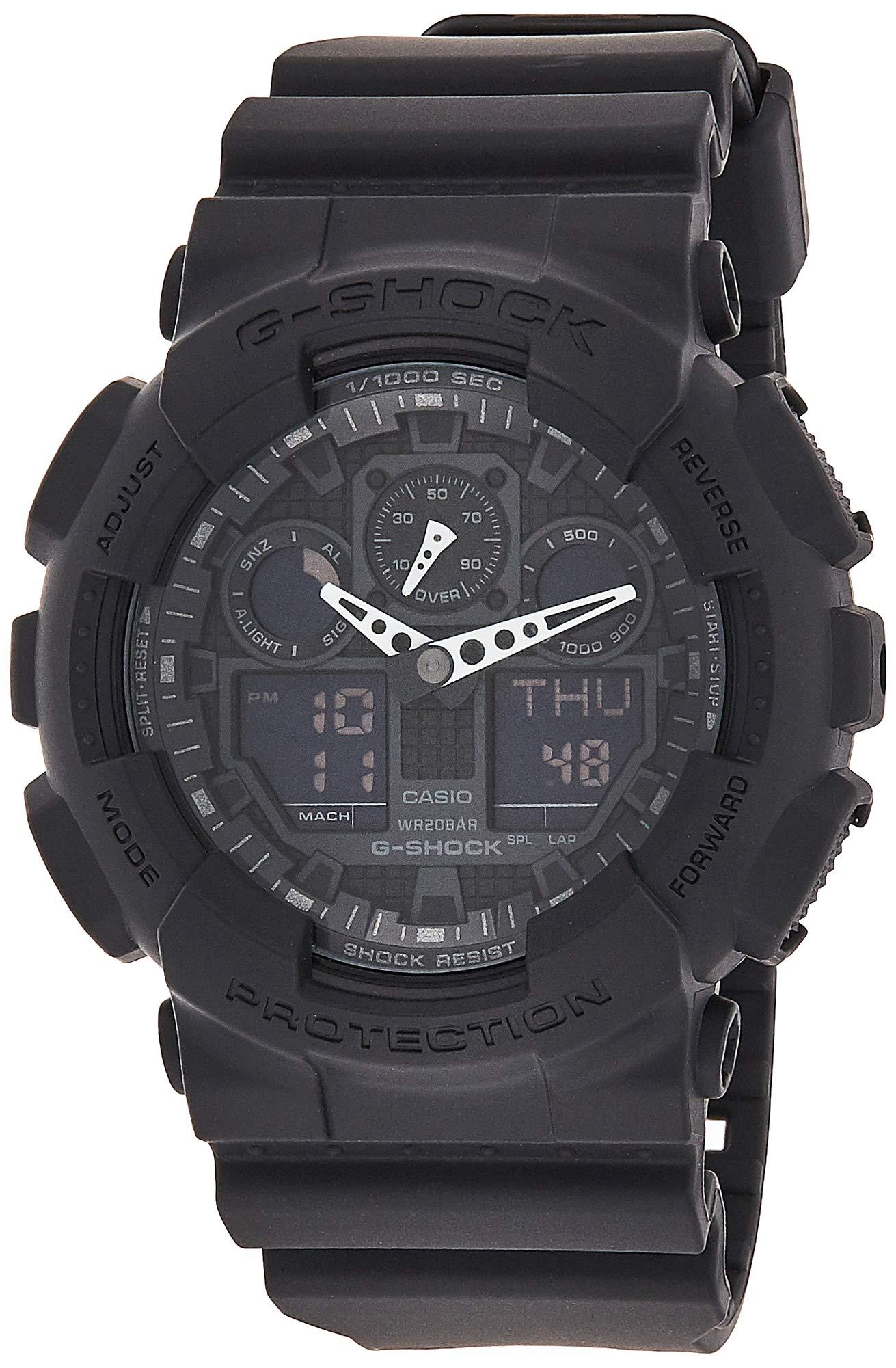 G Shock Combi Military Watch Black