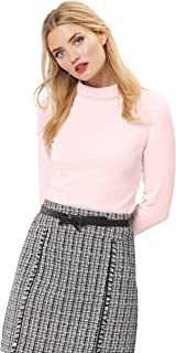 Review Women's Chatsworth Jumper Pale Blush