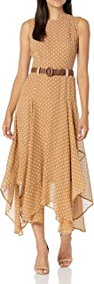 Calvin Klein Women's Handkerchief Dress
