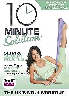 10 Min Solution Slim&Sculpt Pilates DVD