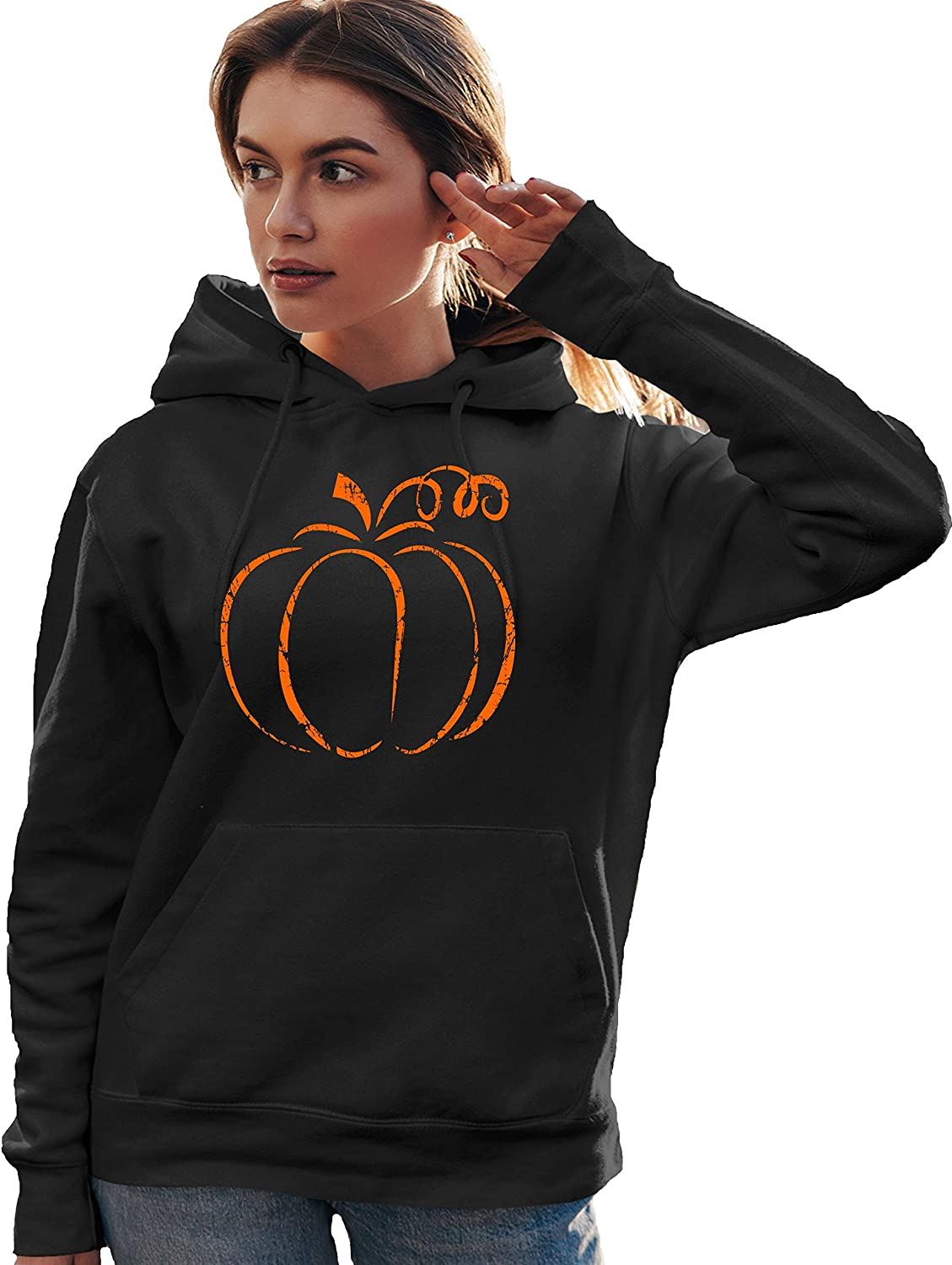Chicago Mall Go Max 61% OFF All Out Adult and Youth Fas Pumpkin Distressed Fall Halloween