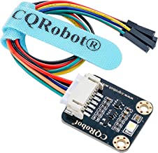 CQRobot TCS34725FN RGB Color Sensor for Raspberry Pi/Arduino/STM32. I2C Interface, Output RGB Data and Light Intensity Table. for Ambient Light Test, Product Color Verification and Classification.