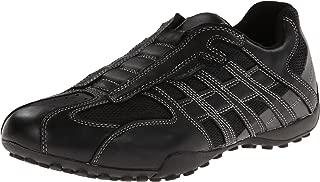 Uomo Snake L, Zapatos de Cuero para Hombre, Negro (Black/ Lead C9204),