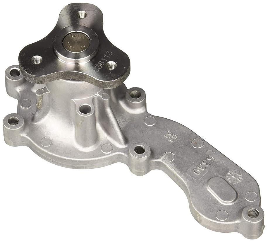 Gates 42036 Water Pump (New-Wpump-2013-09 Honda Fit 4-Cyl. 1.5 L)