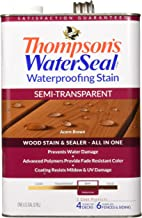 Best autumn brown thompson's water seal Reviews
