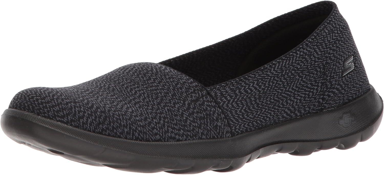 Skechers Womens Go Walk Lite - 15412 Loafer Flat
