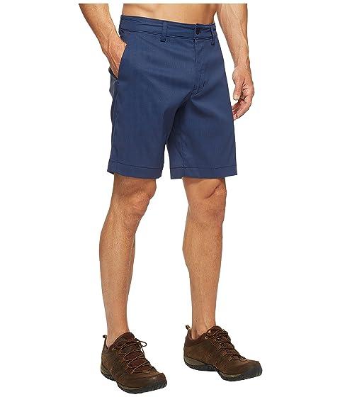 Face azul The anterior sombreada Rockaway Shorts raya North temporada RU5qFH