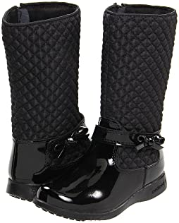 Boots, Black, Patent Leather, Girls | Shipped Free at Zappos