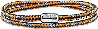 Wind Passion Armband Paracord Nautic mit Edelstahl Magnetverschluss für Männer und Frauen