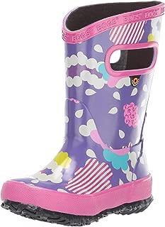 Kids' Rainboots Print Waterproof Rain Boot