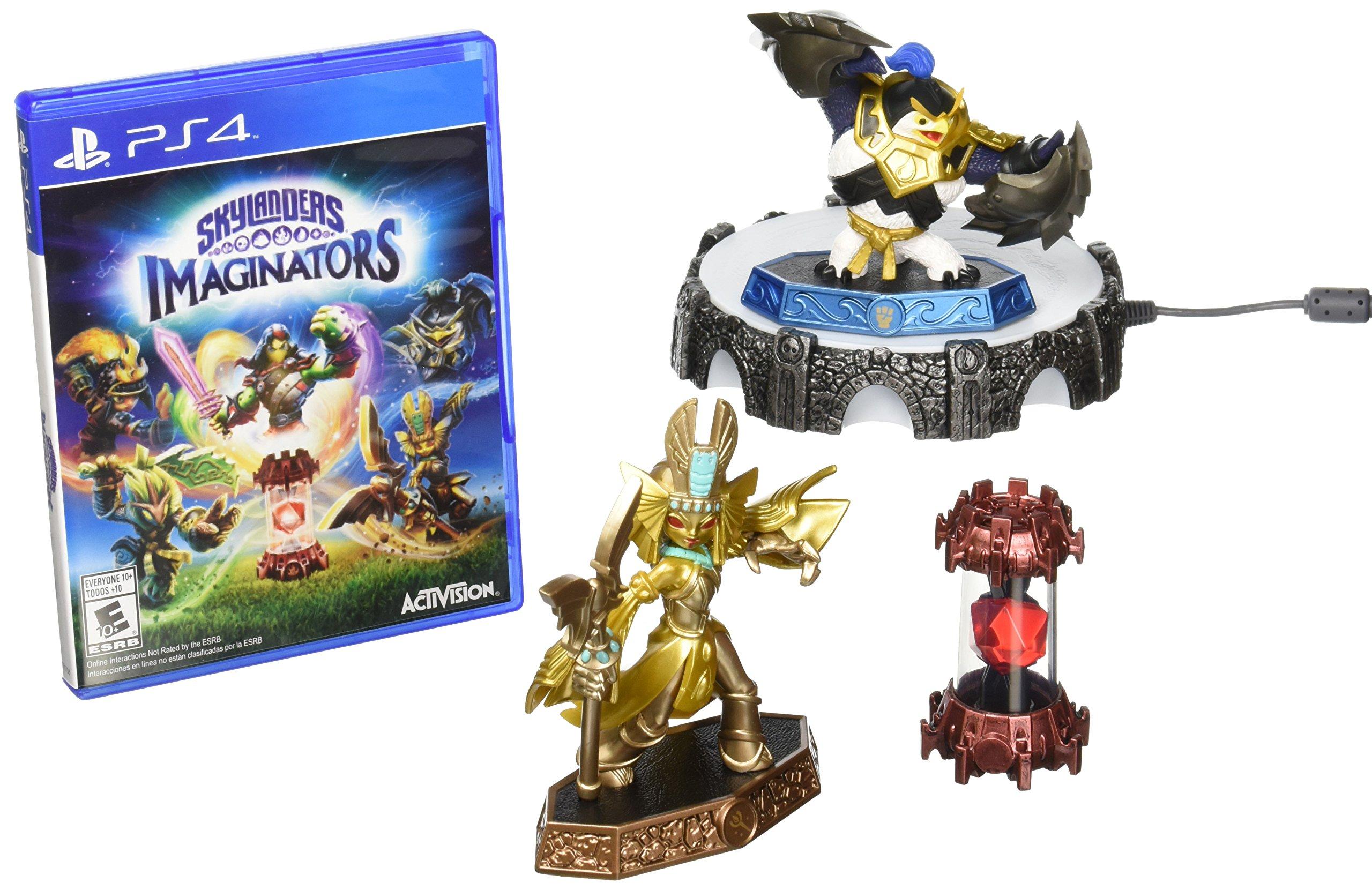 PS4 Skylanders: Imaginators Starter Pack US Version: Amazon.es: Videojuegos