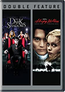 Dark Shadows/ Sleepy Hollow (DBFE)(DVD)