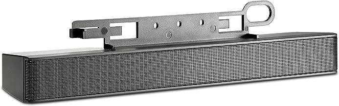 HP LCD Speaker Bar (black)