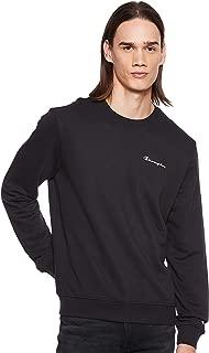Champion Mens 212684 KK001NBK Sweatshirt 212684 KK001NBK