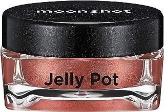ムーンショット(moonshot) ブラックピンク ゼリーポット パールタイプ アイシャドウ Jelly Pot Pearl Type Eyeshadow (P05 ムーンリベンジ Moon Revenge)