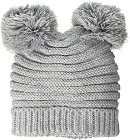 Knit Pom Pom Beanie (Infant)