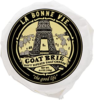 La Bonne Vie Goat Milk Brie, 4.4 oz