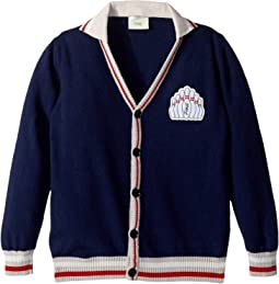 Bowling Pin Cardigan (Little Kids)
