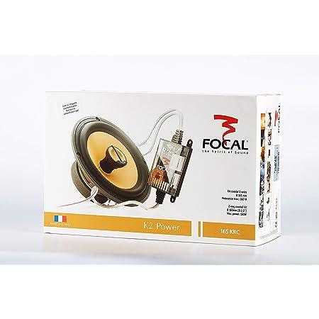 Focal K2 Power 165 KRC 6.5-Inch Coaxial Speaker Kit