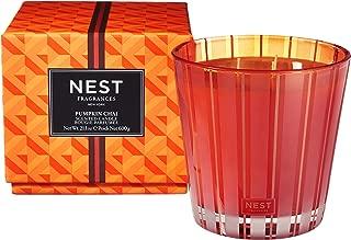 NEST Fragrances 3-Wick Candle- Pumpkin Chai , 21.2 oz - NEST03PC002