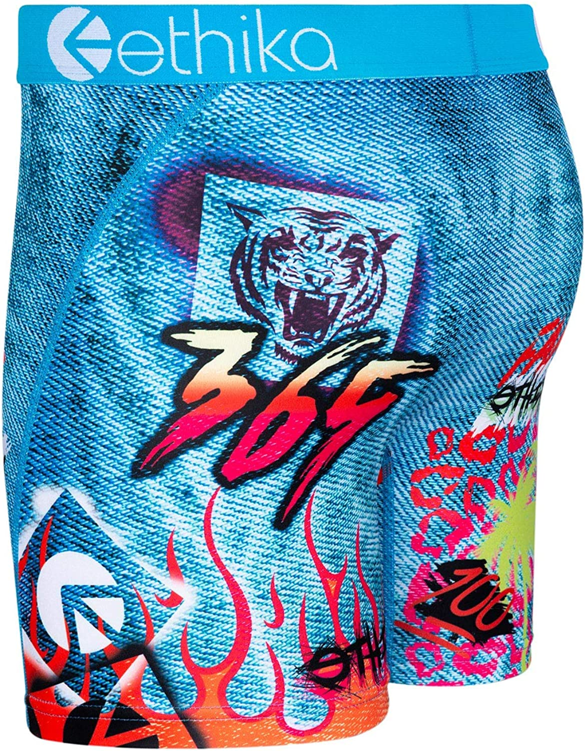 Ethika Mens Mid Boxer Briefs   Do it Yourself