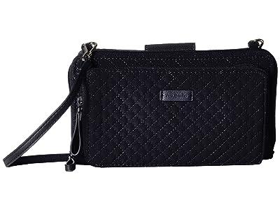 Vera Bradley Iconic Deluxe All Together Crossbody (Classic Navy) Cross Body Handbags