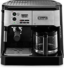 De'Longhi BCO430BM Combination Pump Espresso and 10c Drip Coffee Machine with..
