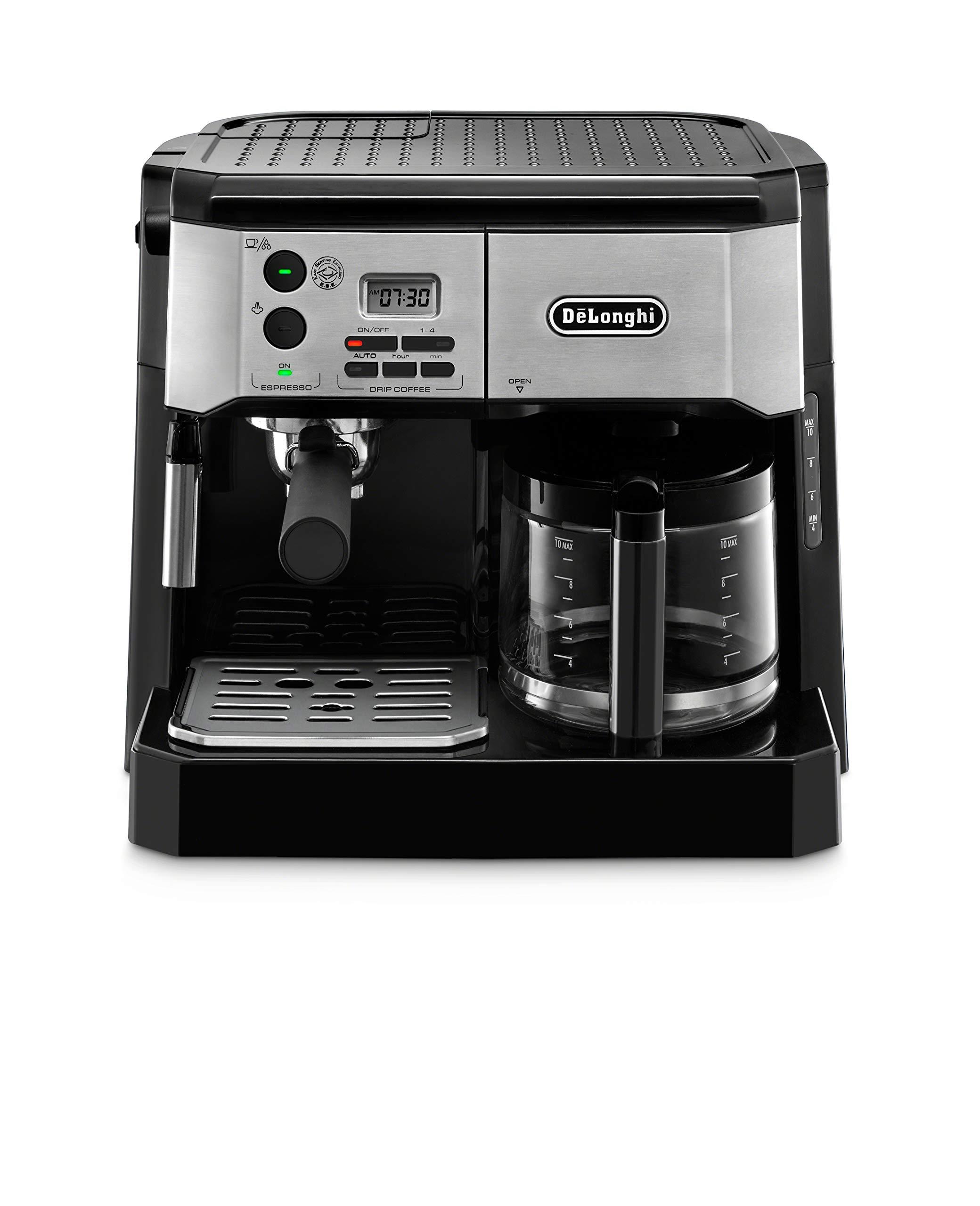 DeLonghi BCO430BM Combination Espresso Cappuccino