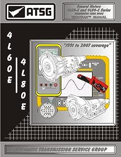 ATSG GM 4L60E Diagnostic Code Book - General Motors 4L60E Transmission - 4L80E/85E - Diagnostic Code Book Transmission Repair Manual for GM Cars