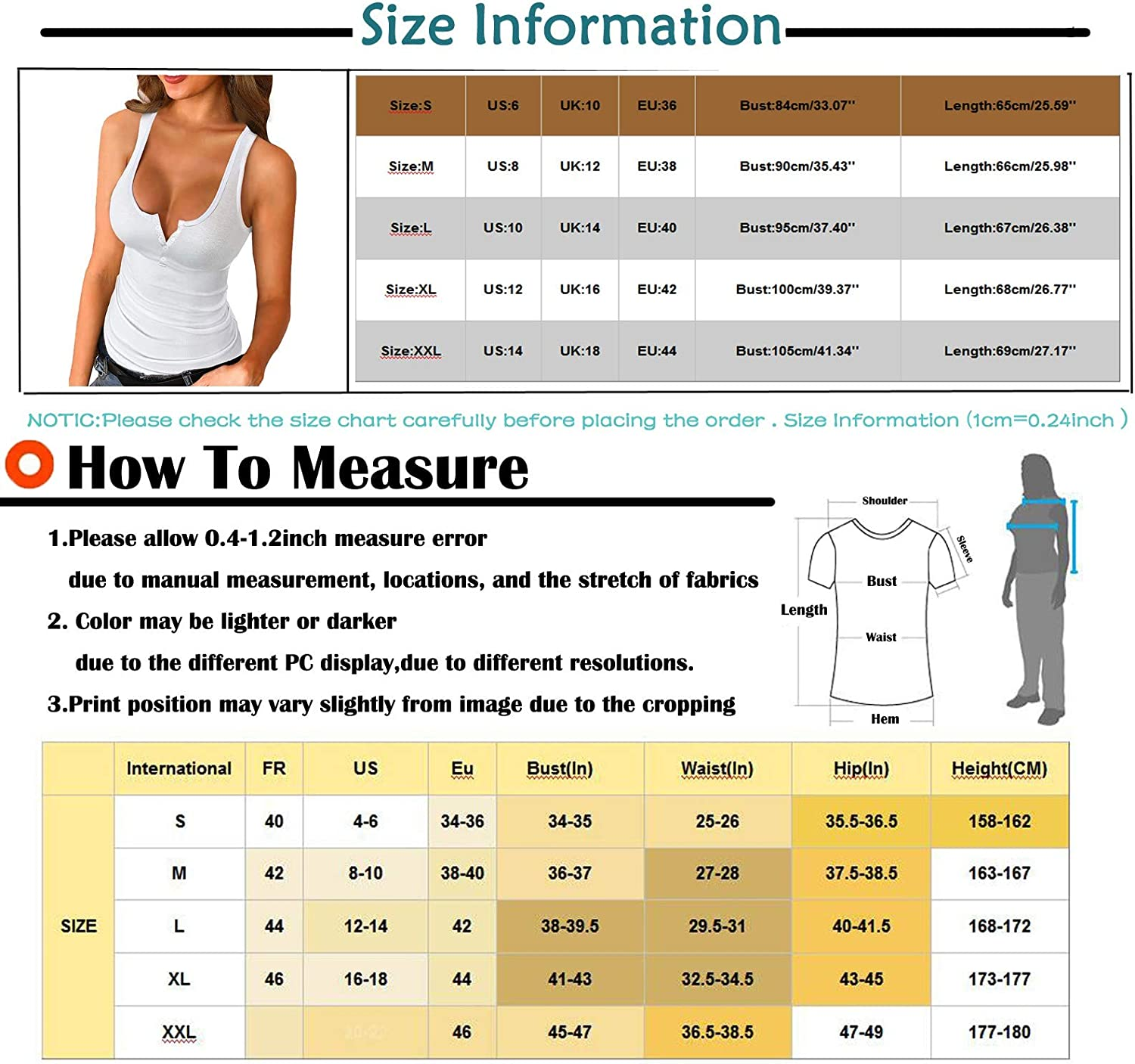 Tops for Women Casual Summer,Women's Slim Scoop Neck Tie Dye Workout Tank Tops Casual Shirts Racerback Blouses Camisole