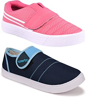 TYING Women's (9030-5042) Multicolor Casual Sneakers Loafers Shoes
