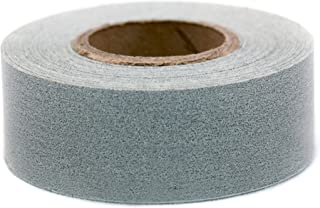 ChromaLabel 1 inch Color-Code Labeling Tape   500 inch Roll (Gray)