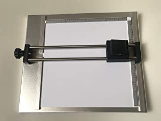 Glass TLC Plate Cutter up to 20cm Wide Thin Layer Chromatography General Glass Cutter w/Spare Blade AAdvance Instruments