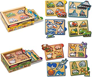 Best the wooden set of puzzles Reviews