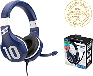 Subsonic - Gaming headset for PS4 / Xbox one/ PC / Switch (only Fortnite) - Gamer acceessories Blue (PS4///)