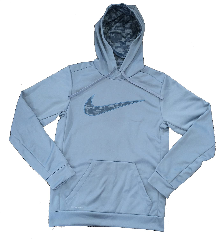 Nike Mens Therma-Fit Swoosh 789981 Large Max 50% OFF 078 Ranking TOP14 Sweatshirt