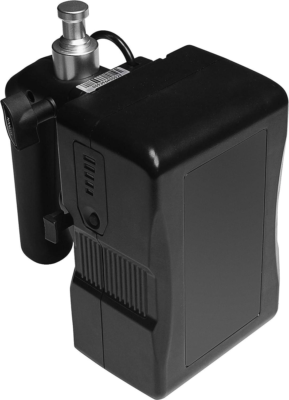 Max 68% OFF Manufacturer OFFicial shop Nanlite Forza 60 Battery Grip V-Mount