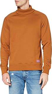 Scotch & Soda Men's Soft Touch High Neck Sweat Sweatshirt