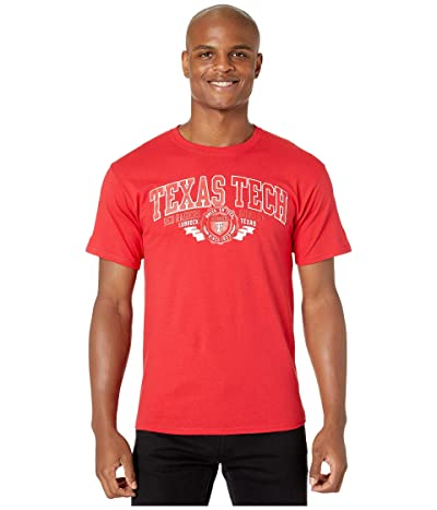Champion College Texas Tech Red Raiders Jersey Tee (Scarlet 2) Men