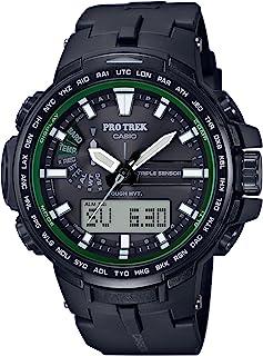 [カシオ] 腕時計 プロトレック RM Series 電波ソーラー PRW-S6100Y-1JF ブラック