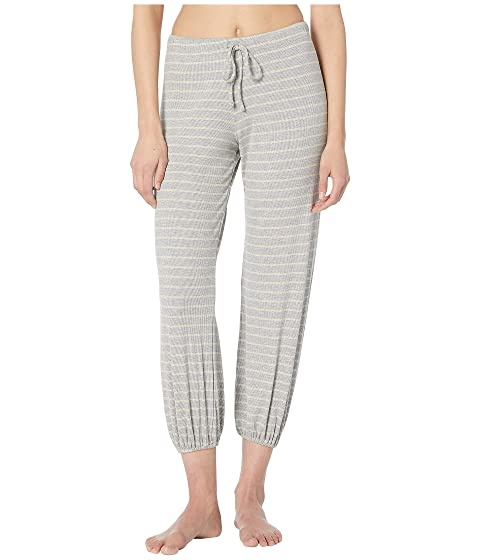 Eberjey Logan - The Tied Cropped Pants