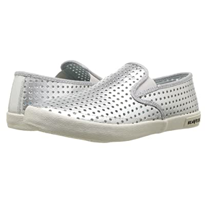 SeaVees Baja Slip-On Portal (Silver) Women