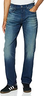 G-STAR RAW Men's 3301 Relaxed Jeans