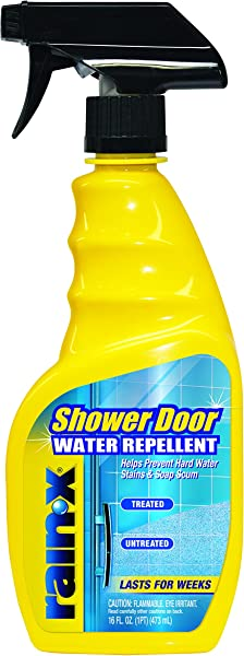 雨 X 630023 淋浴门防水 16 盎司