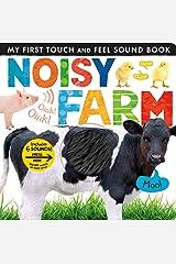 Noisy Farm (My First) Board book