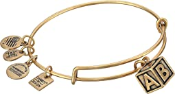 Alex and Ani - Charity By Design - March of Dime - Baby Block Bangle