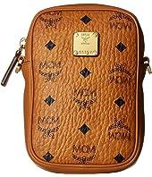 MCM - Essential Visetos Original Belt Bag