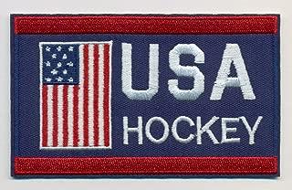 team usa hockey patch