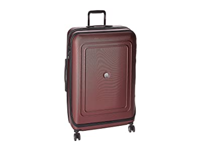 Delsey Cruise Lite Hardside 29 Expandable Spinner Upright (Black Cherry) Luggage